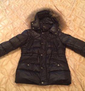 Пуховая куртка на мальчика