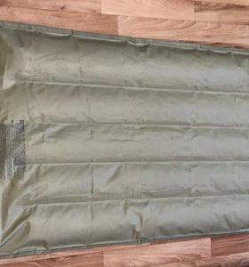 Надувной матрас односпальный