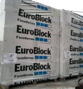 Газобетонные блоки EuroBlok