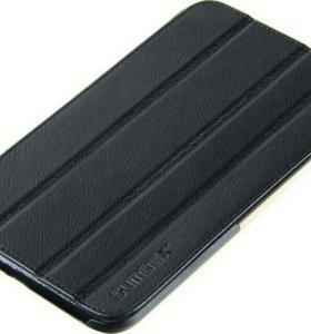Samsung Galaxy tab 3 8 чехол кожаный новый