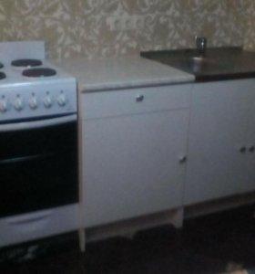 Кухня и электроплита