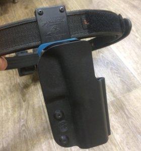 Кобура спортивная для пистолета Glok17