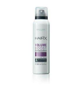 Сухой шампунь для тонких волос