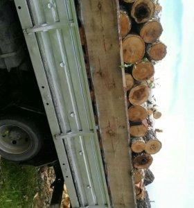 Драва колотые береза