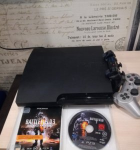 Playstation 3 + игра.