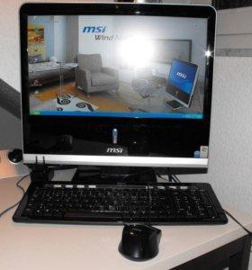 Продам моноблок MSI NetOn AP1900