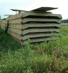 Железо-бетонные плиты перекрытий