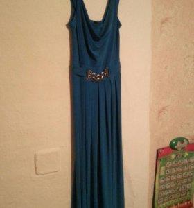 Платье в пол ТОРГ