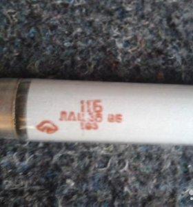 Лампы люминесцентные ртутные ЛДЦ-36