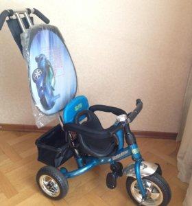 трехколесный велосипед Original NEXT (от компании Rich Toys).
