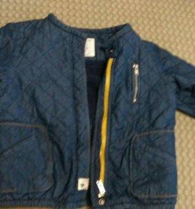 Куртка 86 р
