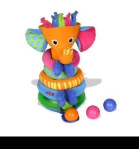 Слон tiny love