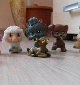 Набор мелких игрушек