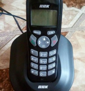 Радиотелефон BBK