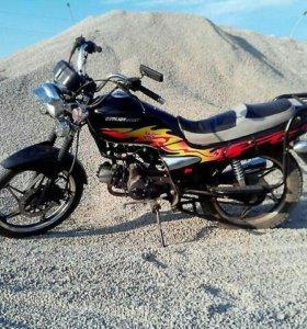 Мотоцикл, мопед, 125 куб.см.