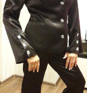 Костюм брюки + юбка