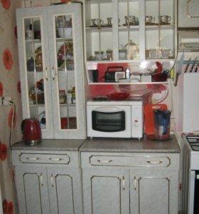б/у гарнитур кухонный 7 предметов