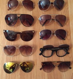 Очки защитные от солнца