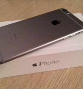 iPhone 6 Space Gray 16 Gb
