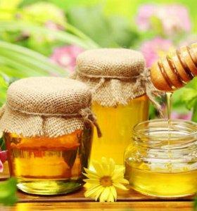 Мед (липа и подсолнух)