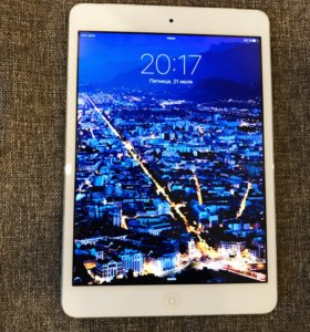 iPad mini Wi-Fi Cellular 32Gb White