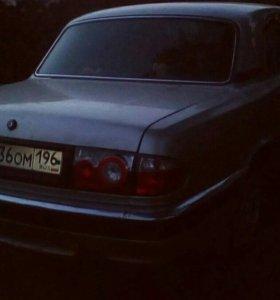 Волга 31105 крайслер