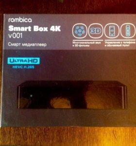 Rombica Smart Box 4K