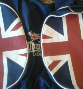 Спортивная сумка Lonsdale Bsrrel