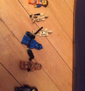 Лего звёздные войны минифигурки