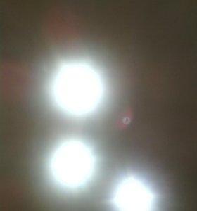 Задний правый фонарь на джетта5
