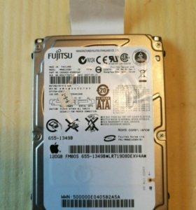 Жёсткий диск Fujitsu MHW2120BH120 Гб