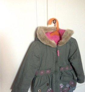 Куртка / пальто 2-3 года