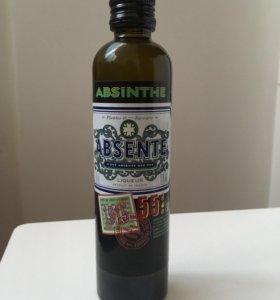 Бутылка сувенир из Франции