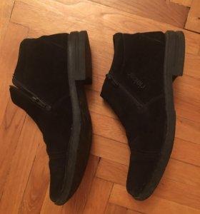 Зимние ботинки бу