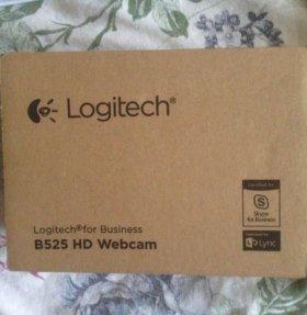 Веб-камера Logitech HD B525