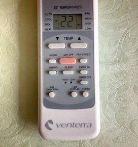 Пульт для кондиционера VENTERRA R51M/E