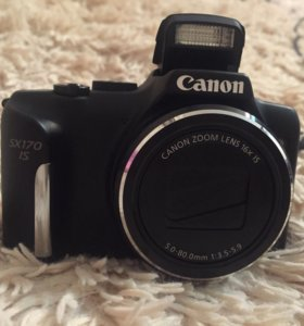 Фотоаппарат Canon SX 170 IS