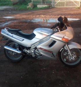 Кавасаки zz р250 2002г