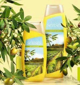 Оливковый гель для душа