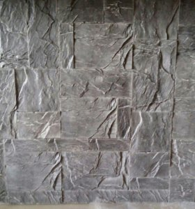 Декоративный искусственный камень из гипса