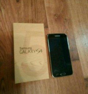 Samsung Galaxy S5 16gb. Новый.