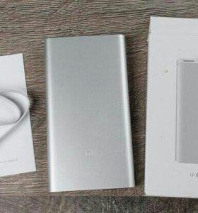 Xiaomi Power Bank 10000 Pro Silver