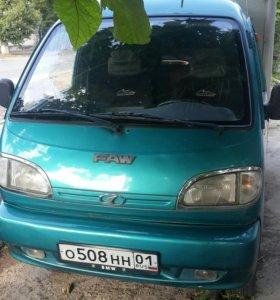 FAW CA1011