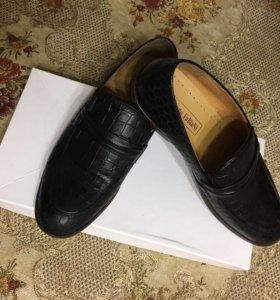 Обувь мужская туфли новые