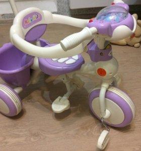 Велосипед 1+