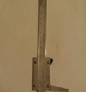 Штангельциркуль сделан в СССР 250мм
