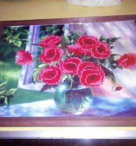 Картины- Алмазная живопись