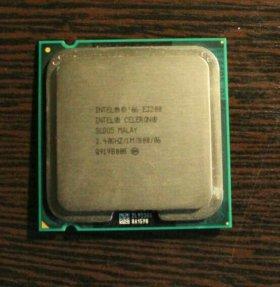 Intel Celeron E3200 2400MHz, LGA775