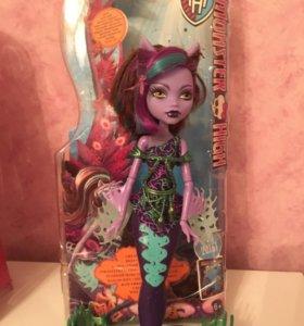 Клодин Вульф - Большой кошмарный риф Monster High