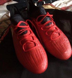 Бутсы Adidas X 16.1 FG